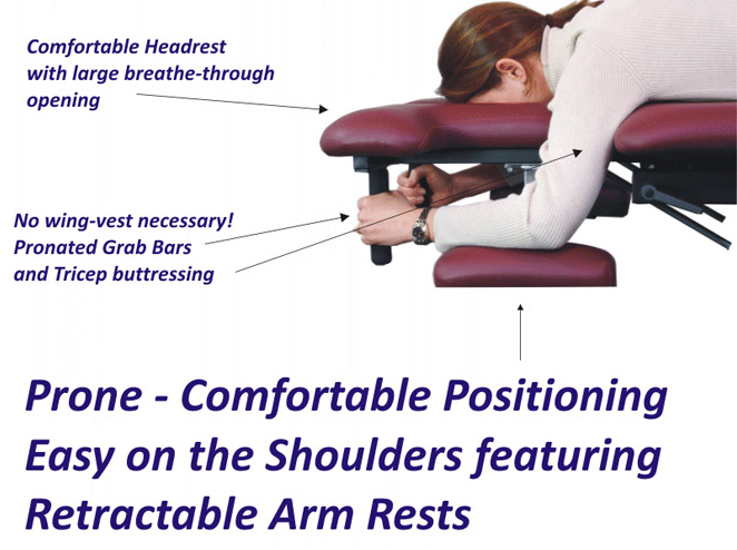 Adjustable Arm Rests