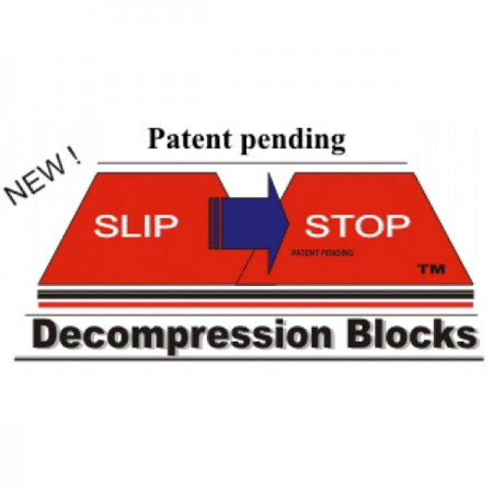 Slipstop Decompression Blocks