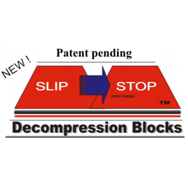 Slipstop Decompression Blocks